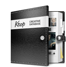 Krop Creative Database